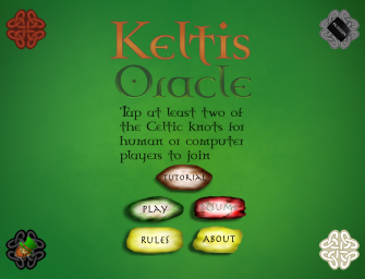 Keltis Oracle