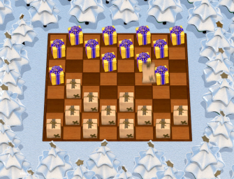 Animated Checkers
