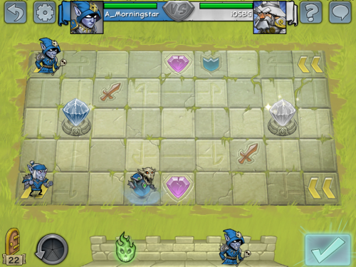 HeroAcademyX 500x375 iPad Board Games Update Watch ipad screenshot
