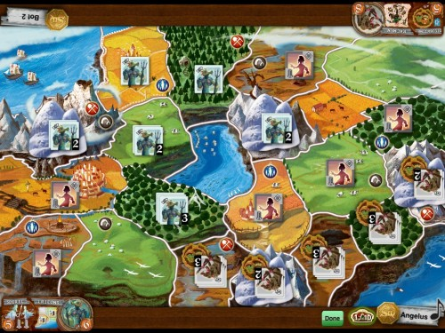 Smallworld5 500x375 Will the iPad Ever Replace Conventional Board Games? ipad screenshot
