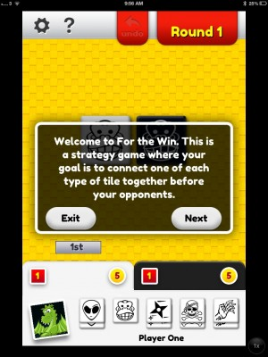 for the win tutorial