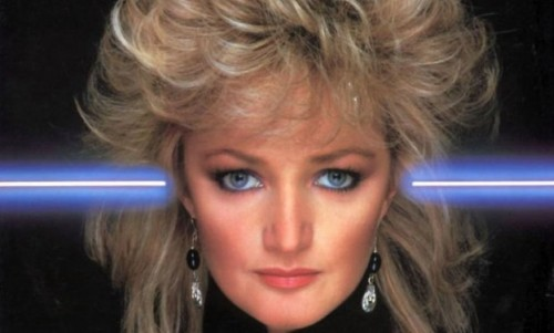 A third theory suggests that the face of Bonnie Tyler appeared in the clouds and commanded the nation fight in her honour
