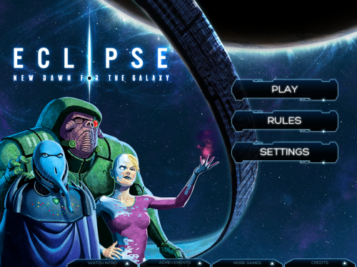 Eclipse Title screen