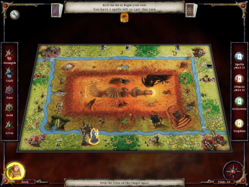 talsiman 15 500x375 Talisman Prologue ipad screenshot