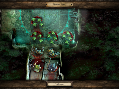 warhammer 4 500x375 Warhammer Quest ipad screenshot