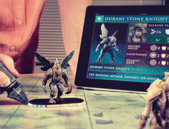 Golem Arcana: revolution in gaming, or an expensive iPad gimmick?