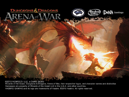Dungeons and Dragons: Arena of War