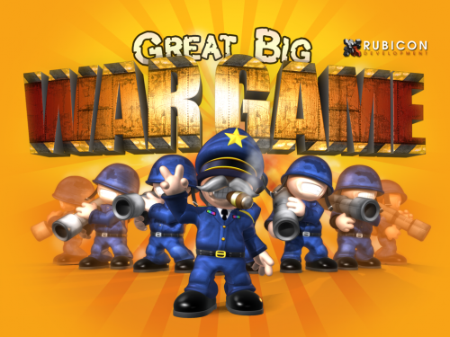 great big war game title