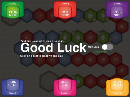 Good Luck: the Boardgame