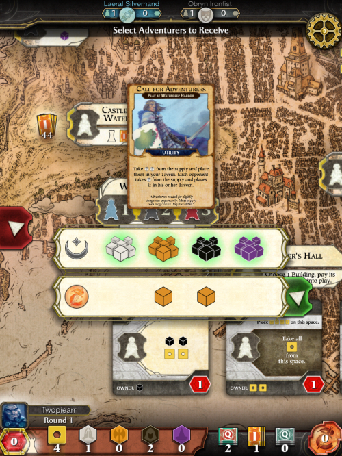 lords of waterdeep intrigue card