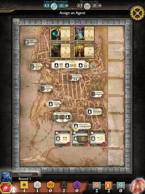 lords of waterdeep zoomed out board