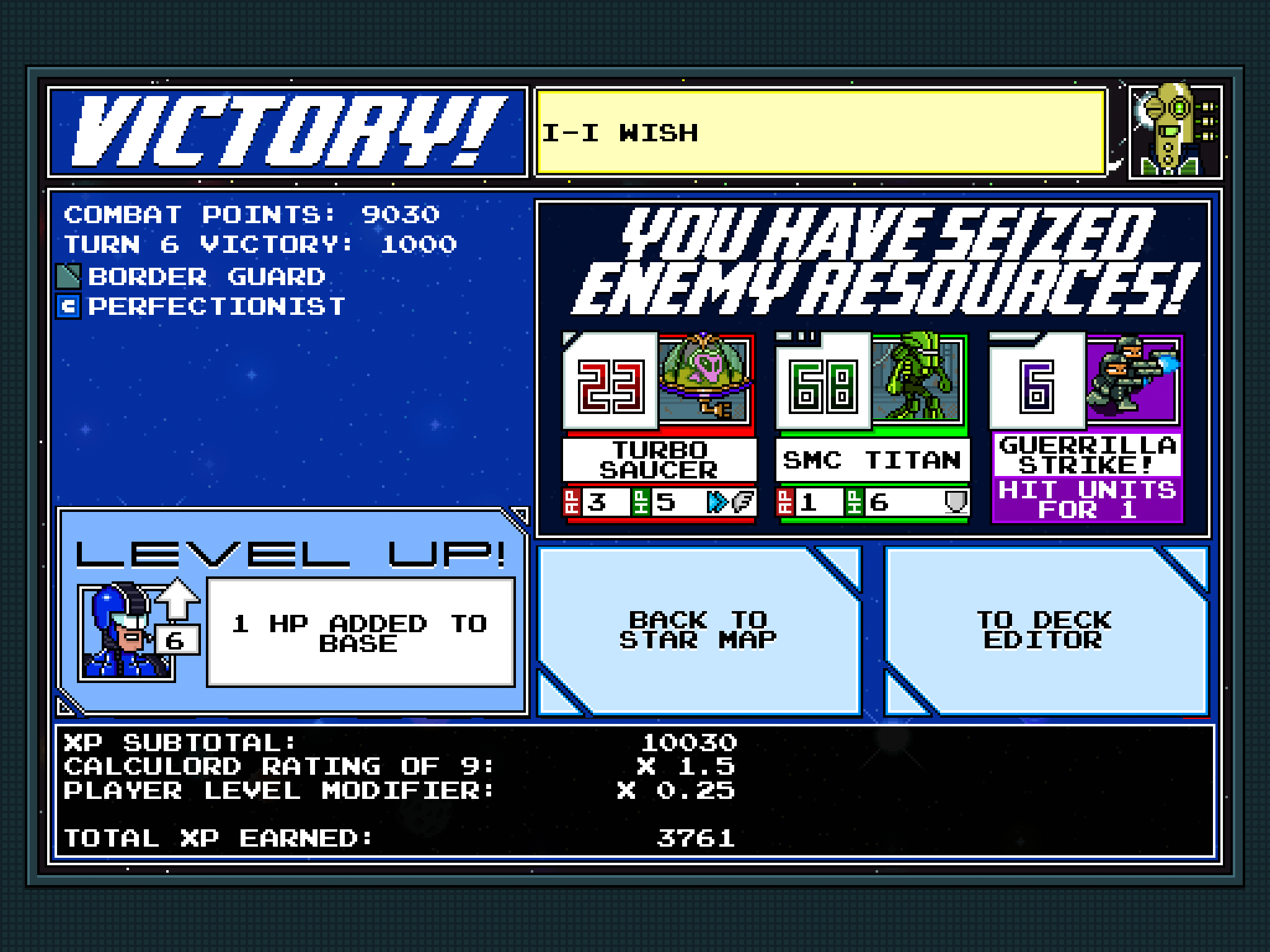 calculords victory