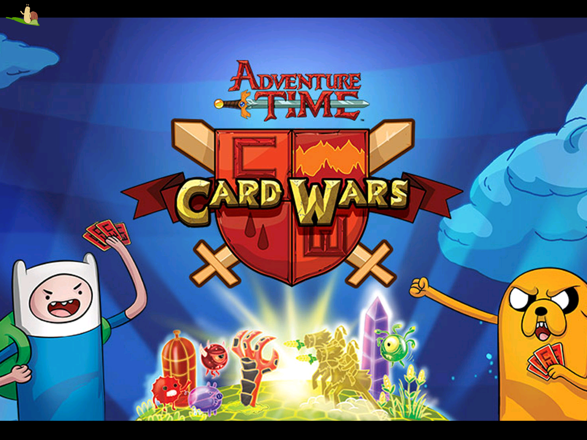 card wars game online