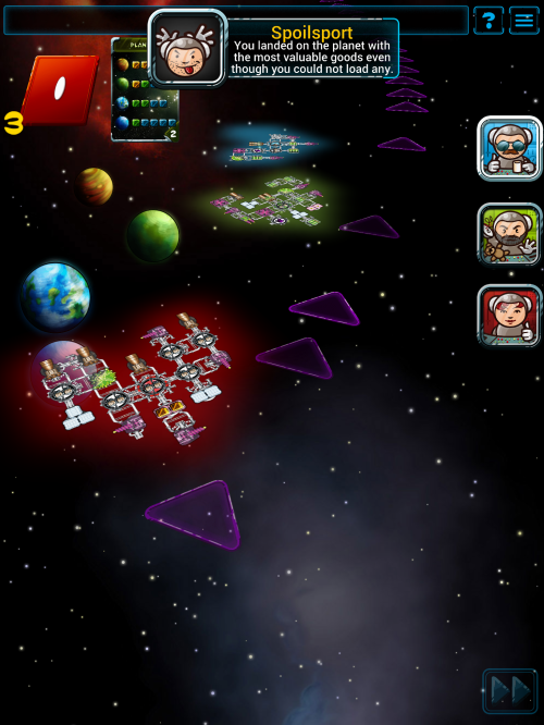 galaxy trucker achievements