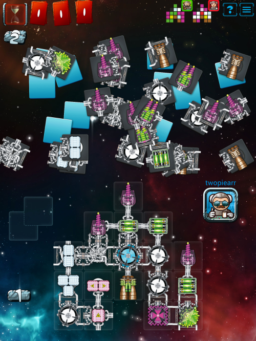galaxy trucker building a ship