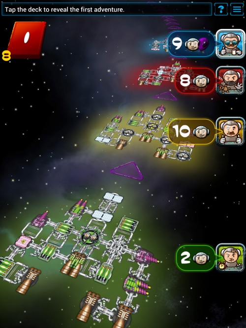 galaxy trucker line-up