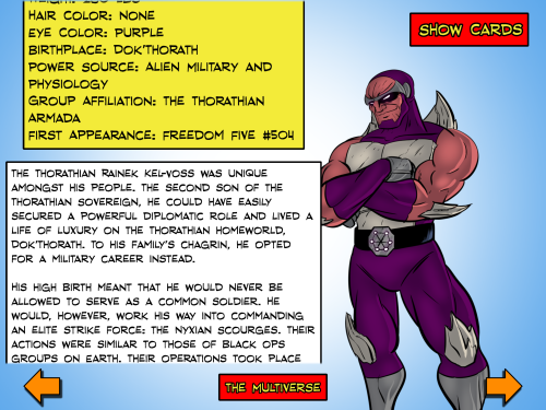 sentinels of the multiverse bio