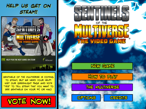 sentinels of the multiverse title