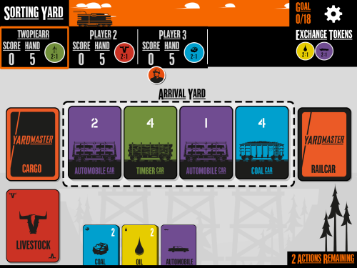 yardmaster gameplay 1