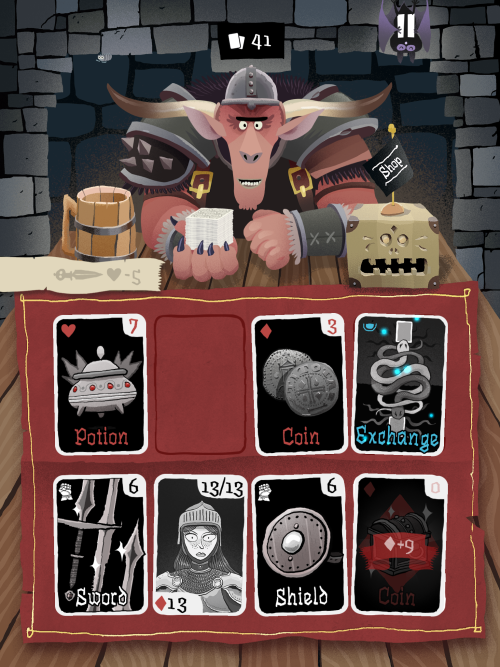 card crawl hands full