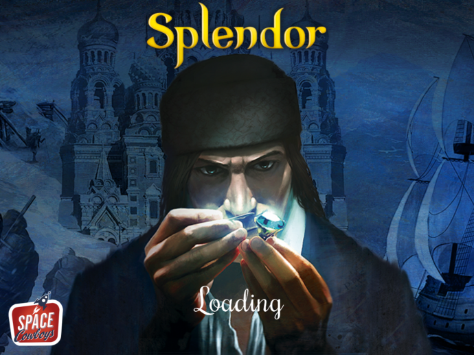 Splendor loading screen