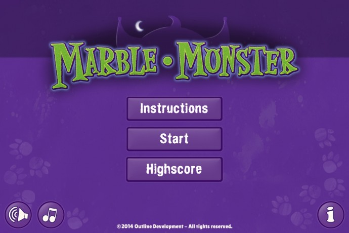 Marble Monster intro