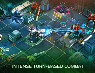 X-Mercs – top-down tactics on the go