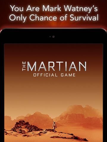 The Martian free iOS game