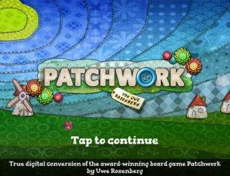 Patchwork – A yarn of a good time